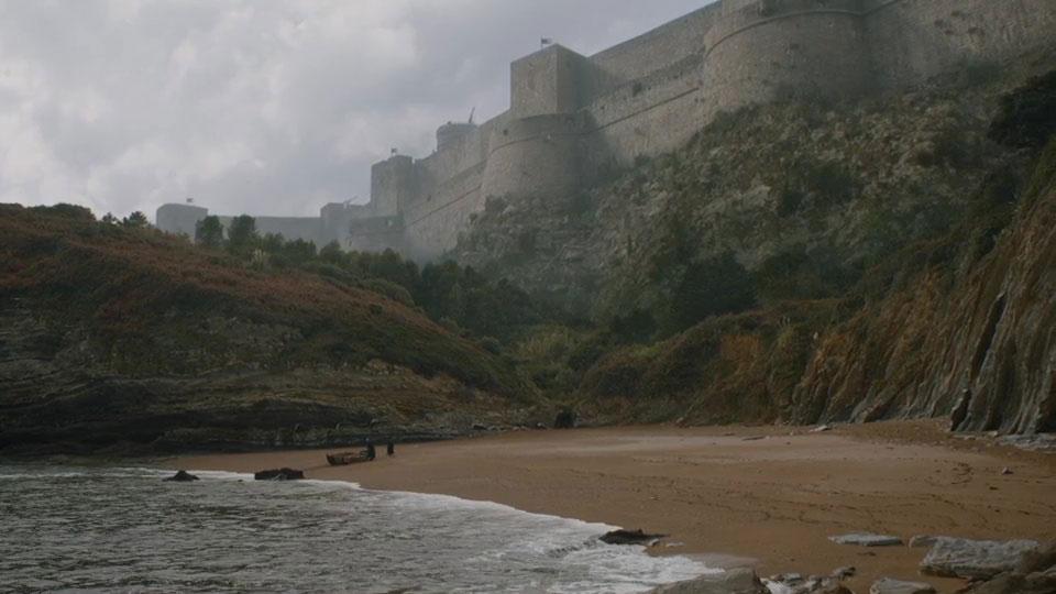 Barrika Desembarco del Rey