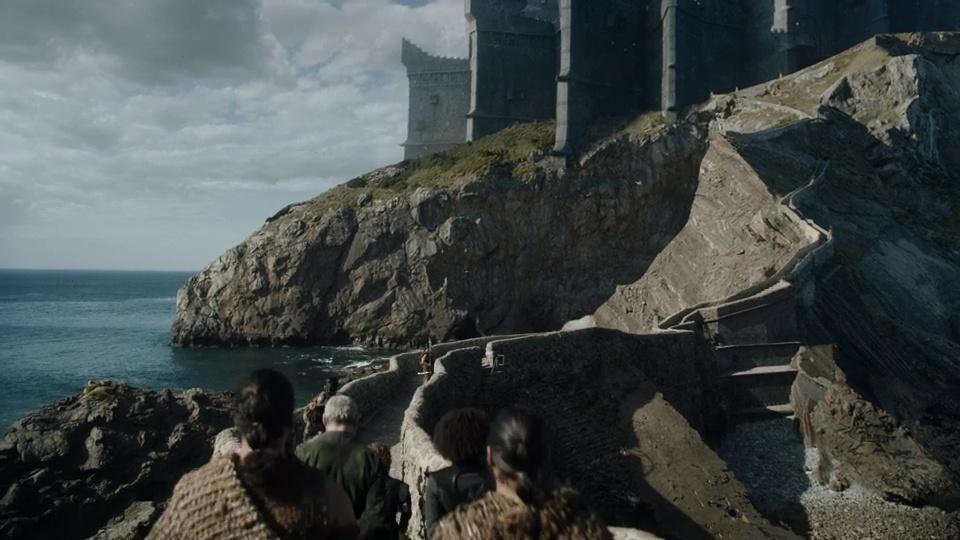 Daenerys Dragonstone